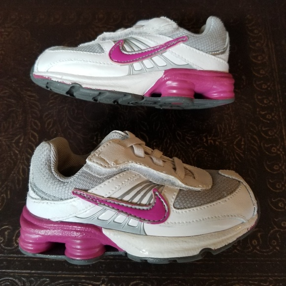 sports shoes 5f4c5 abe5d Nike Shox Turbo 8 (Toddler) Girl Size 6.5C